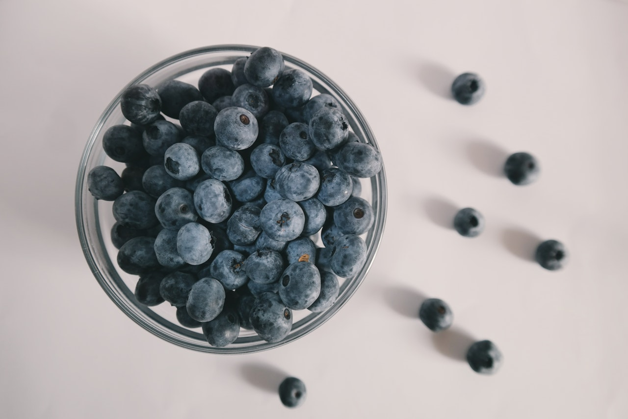 blueberries superfood to increase productivity