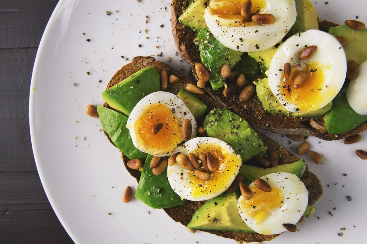 superfood diet eggs boost productivity