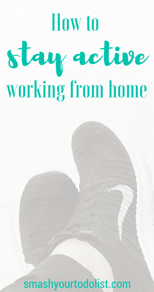 If you work from home, you may be wondering how you can stay active. In this post we will run through why you should include exercise into your daily routine and how you can exercise more at home.